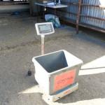 weighing-bin